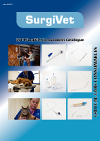 SVE SurgiVet Critical Care Catalogue 2014