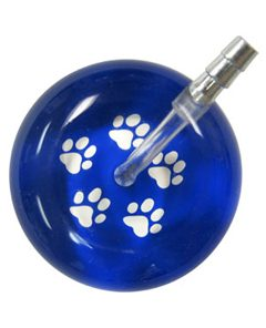 UltraScope Stethoscope Paw Prints 026 - Royal Blue