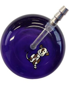 UltraScope Stethoscope Dog 072 - Purple