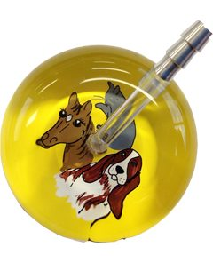 UltraScope Stethoscope Animal Trio 108 - Yellow