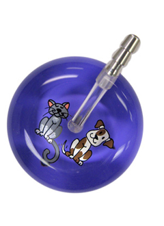 UltraScope Stethoscope Cat & Dog 109 - Lavender