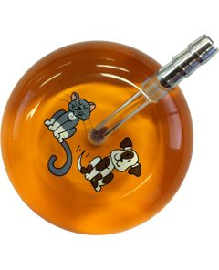 UltraScope Stethoscope Cat & Dog 109 - Orange