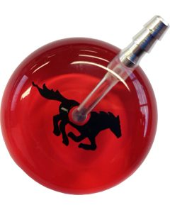 UltraScope Stethoscope Galloping Horse 112 - Red