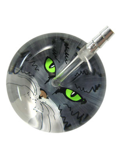 UltraScope Stethoscope Tabby Cat Eyes 118