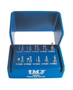 iM3 FG Dental Bur Kit - Feline (IM3-D7530)
