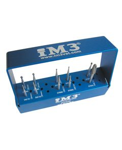 iM3 HP Dental Bur Kit (IM3-D7540)