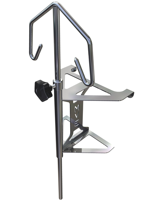 Cage Mount IV Stand
