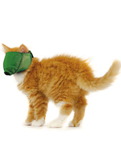 Quick Muzzle for Cats