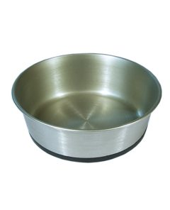 Heavy Rubberised Base Feeding Bowl