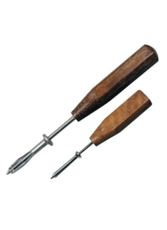 Hexagonal Screwdriver with Screw Holding Sleeve