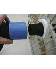 Cage Connector for Warm Air Units