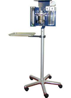 SurgiVet Universal CDS9000 Anaesthesia Machine - Mobile (V9000)